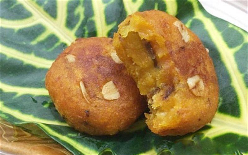 Cách làm Bánh Khoai Lang Chiên Kiểu Mới giòn vỏ, mềm ngọt