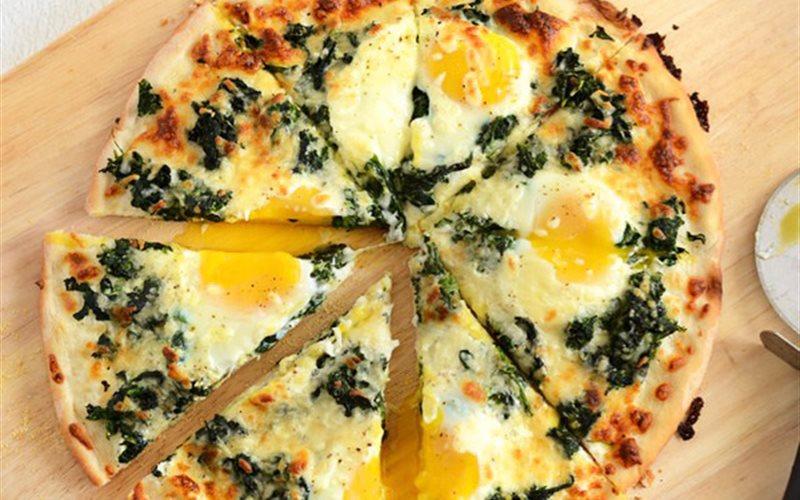 Cách Làm Bánh Pizza Trứng Đơn Giản Cho Bữa Sáng