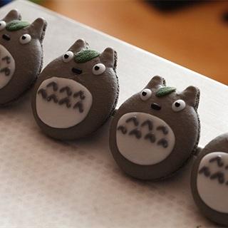 Cách Làm Bánh Macaron Totoro Đơn Giản, Thơm Ngon