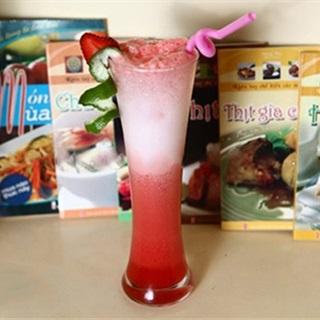 Cách Làm Mocktail Dâu Tây Lạ Miệng Thơm Ngon Ở Nhà