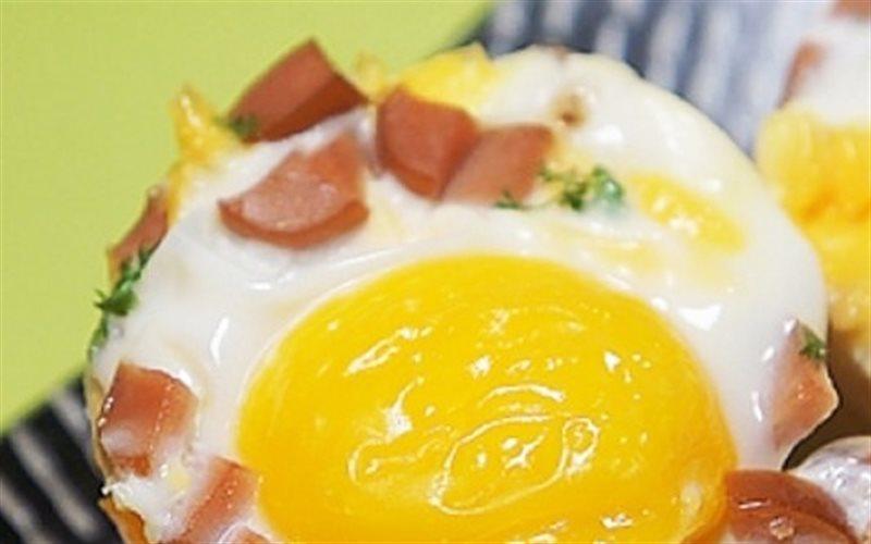 Cách Làm Bánh Trứng Ốp Nhanh Gọn Cho Bữa Sáng
