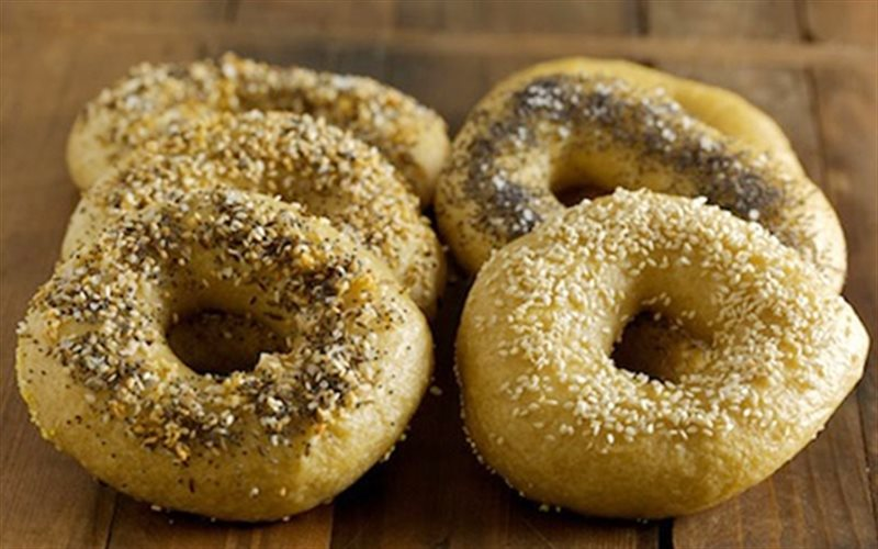 Cách làm bánh donut nướng