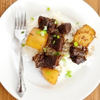 Cách Làm Thịt Bò Om Củ Cải Trắng Đậm Đà, Thơm Ngon