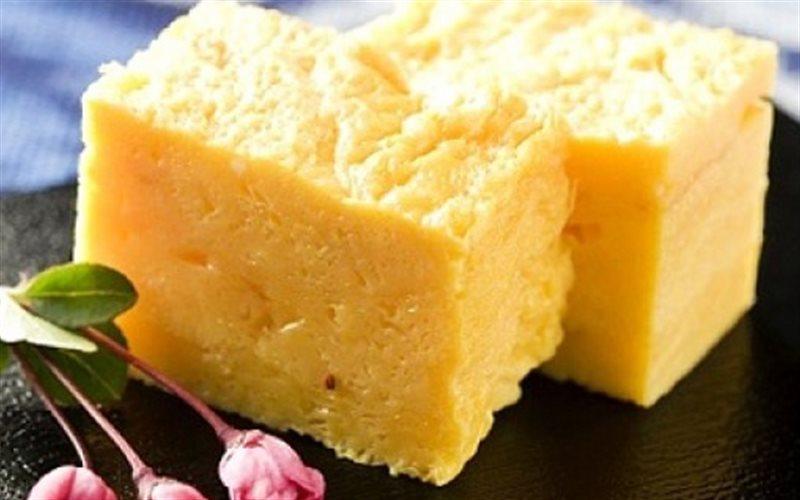 Cách Làm Cheesecake Trứng Omelet Đẹp Mắt Thơm Ngon