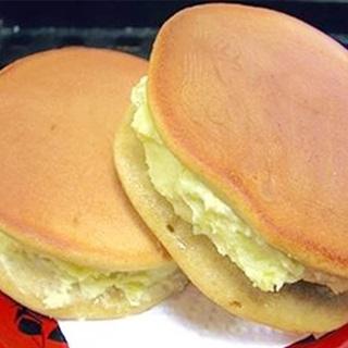 Bánh chiên Doremon nhân khoai lang
