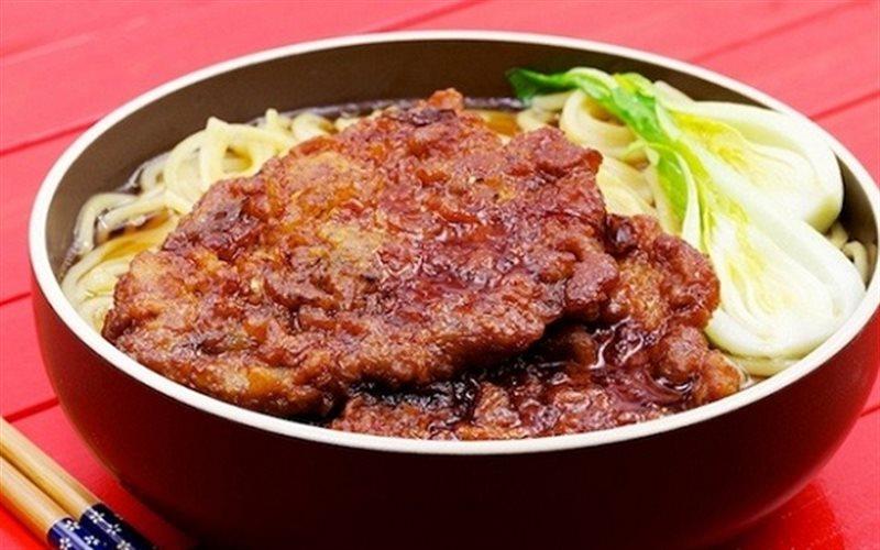 Cách làm Mì Thịt Chiên ăn thay cơm, giải ngấy cực hiệu quả