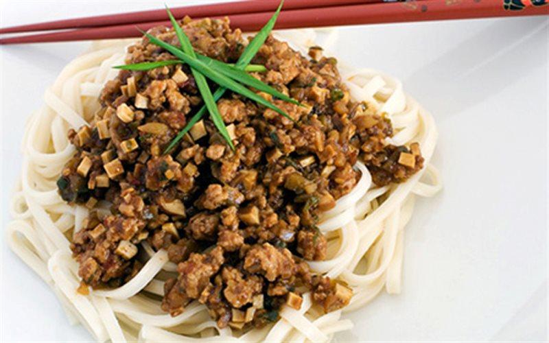 Cách Làm Spaghetti Theo Kiểu Trung Quốc Đơn Giản