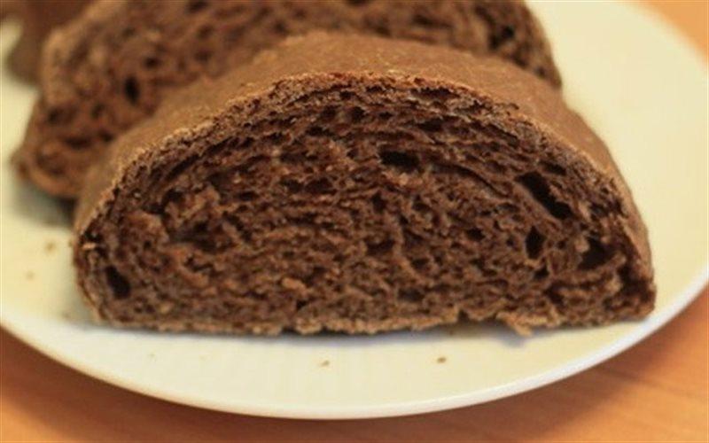 Cách Làm Bánh Mì Đen Vị Cacao Lạ Miệng Cực Ngon