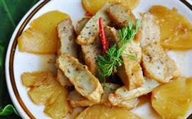 Biến tấu các món ăn ngon từ chả cá