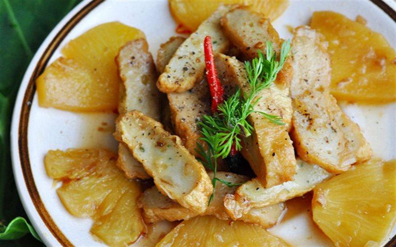 Cách làm Chả Cá Kho Thơm giòn ngọt, thơm ngon cho bữa cơm