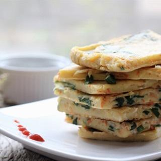 Bánh pancake Hàn Quốc