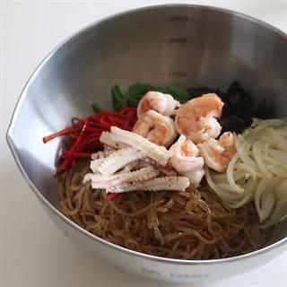 Cach Lam Miến Gạo Trộn Hải Sản đơn Giản Cực Ngon Cooky Vn