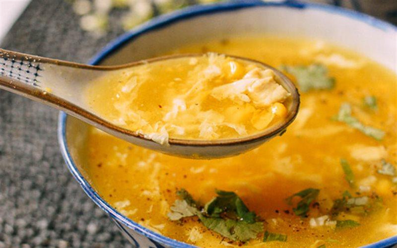 Cách Làm Soup Gà Bắp Trứng Đơn Giản Mà Ngon Lành