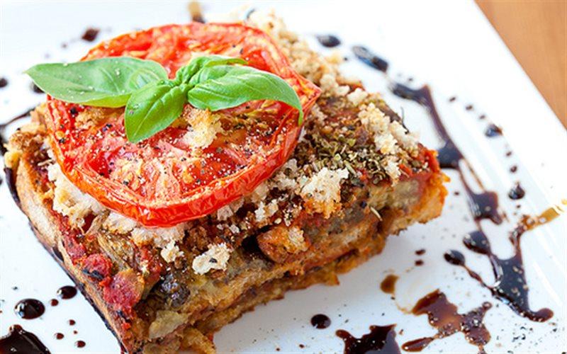 Cách Làm Bánh Mì Mướng Kiểu Lasagna Lạ Mắt Hấp Dẫn