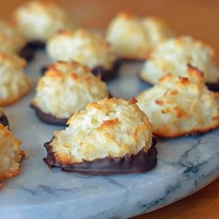 Cách Làm Bánh Cookies Dừa   Giòn Rụm, Thơm Lừng
