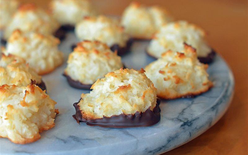 Cách Làm Bánh Cookies Dừa | Giòn Rụm, Thơm Lừng