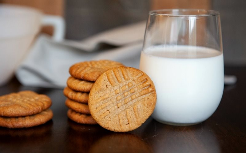 Cách làm Bánh cookie bơ đậu phộng đơn giản