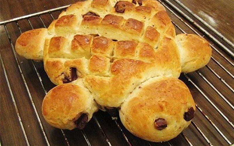 Cách Làm Bánh Mì Bé Rùa Đáng Yêu, Đơn Giản Tại Nhà