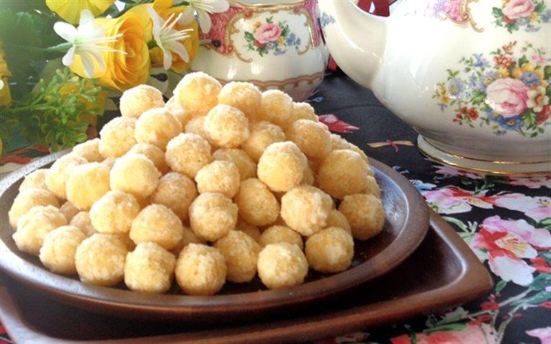 Cách Làm Bánh Nếp Chiên Đường Giòn Tan Thơm Ngon