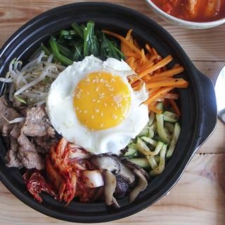 Cách Làm Cơm Trộn Bibimbap Hàn Quốc, Chuẩn Ngon
