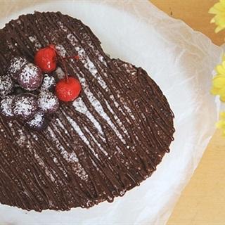 Mousse chocolate kiểu Pháp