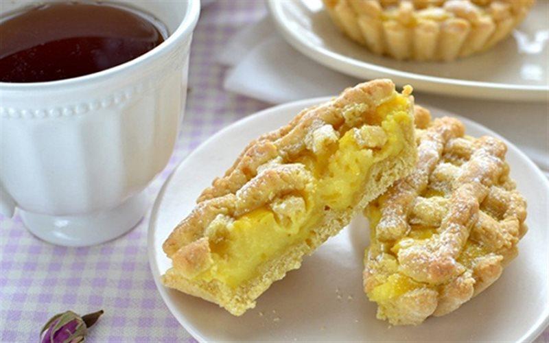 Cách Làm Bánh Tart Kem Chua Thơm Ngon, Cực Hấp Dẫn