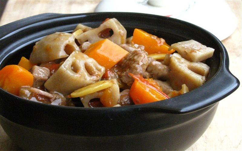 Cách làm Bò Kho Củ Sen lạ miệng đổi khẩu vị cho bữa cơm nhà