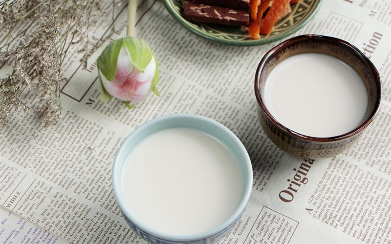 Cách làm Sữa Gạo thơm ngon, chuẩn vị Hàn Quốc tại nhà