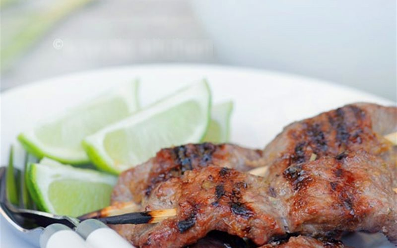 Cách Làm Thịt Bò Nướng Sốt Sả Gừng Thơm Ngon Ở Nhà