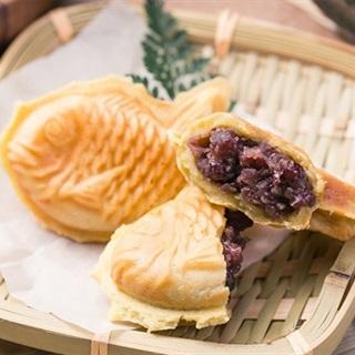 Cách Làm Bánh Cá Nướng Nhân Đậu Đỏ | Ngọt, Ngon