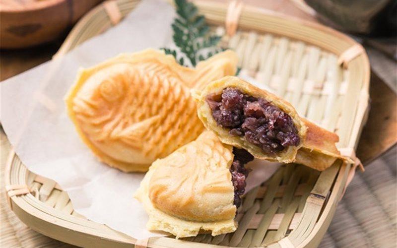 Cách Làm Bánh Cá Nướng Nhân Đậu Đỏ Ngon, Nổi Tiếng