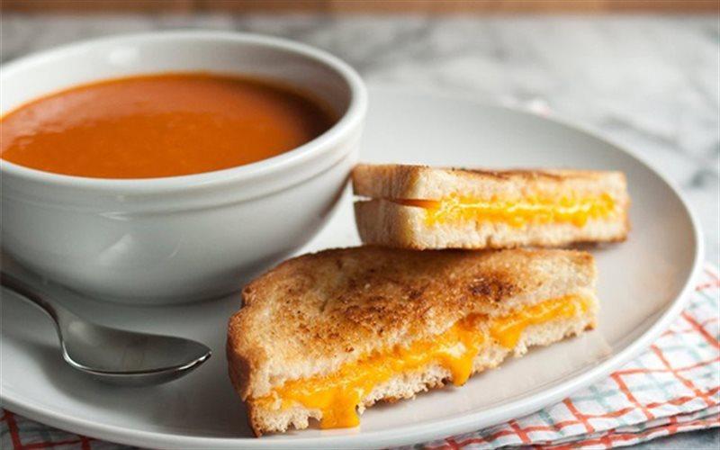 Cách Làm Bánh Mì Kẹp Với Phô Mai Cho Bữa Ăn Sáng