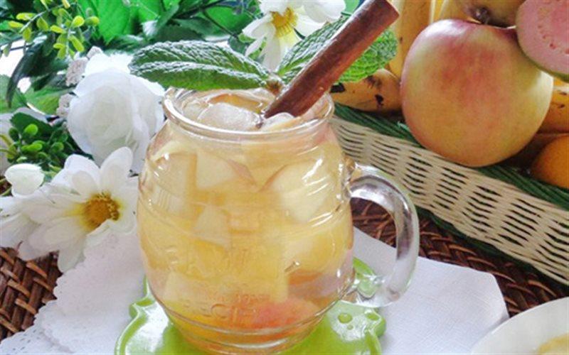 Cách làm Nước Trái Cây ngọt thanh mát lạnh sảng khoái