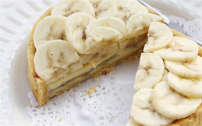 Cách Làm Bánh Tart Chuối Đơn Giản Cho Bé Ăn Vặt