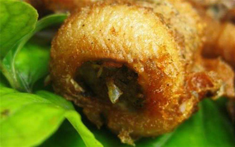 Cách Làm Chả Mực Bao Cá Chiên Vàng Ăn Cực Ngon