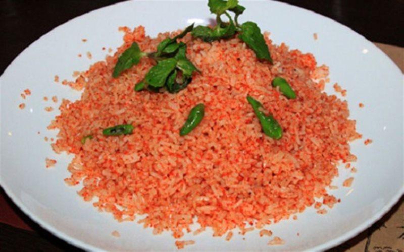 Cách làm cơm chiên muối ớt xanh