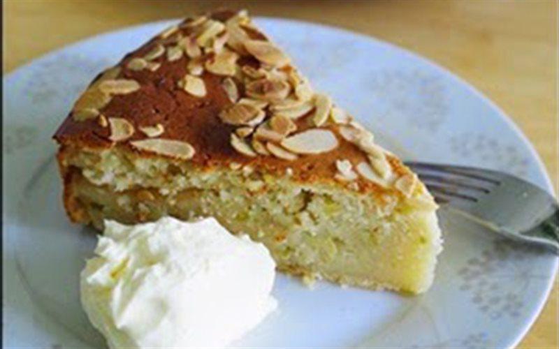 Cách Làm Bánh Gato Nhân Táo Cực Ngon, Cực Đơn Giản