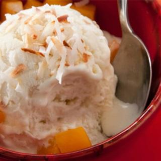Cách Làm Kem Dừa Kiểu Thái Cực Mát Lạnh Ngày Hè