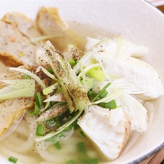 Cách làm Bánh Canh Cá Lóc không bị tanh, thơm ngon