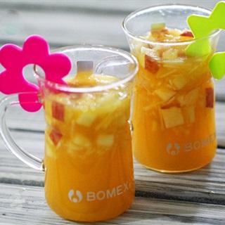 Cách làm trà táo cam