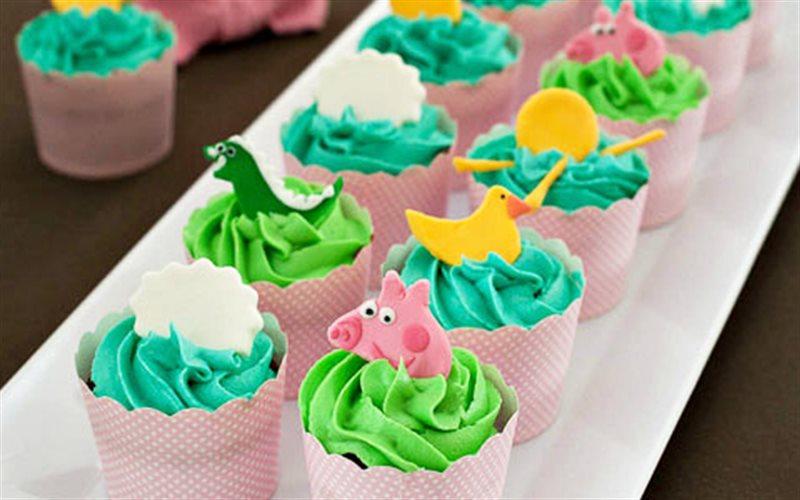 Cách Làm Bánh Cupcake Ngộ Nghĩnh Cho Bé Ở Nhà