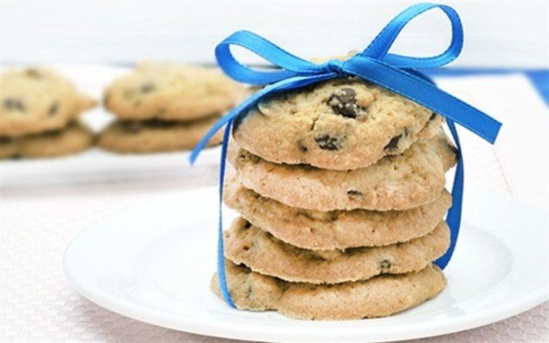 Cách Làm Bánh Cookies Chocolate Chip | Mềm, Ngon