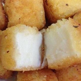 Cách làm bánh sữa chiên giòn
