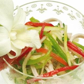 Cách Làm Salad Từ Vỏ Dưa Hấu Đổi Vị Mời Cả Nhà