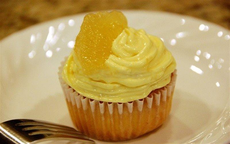 Cách Làm Bánh Cupcake Bưởi Lạ Miệng Cực Thơm Ngon