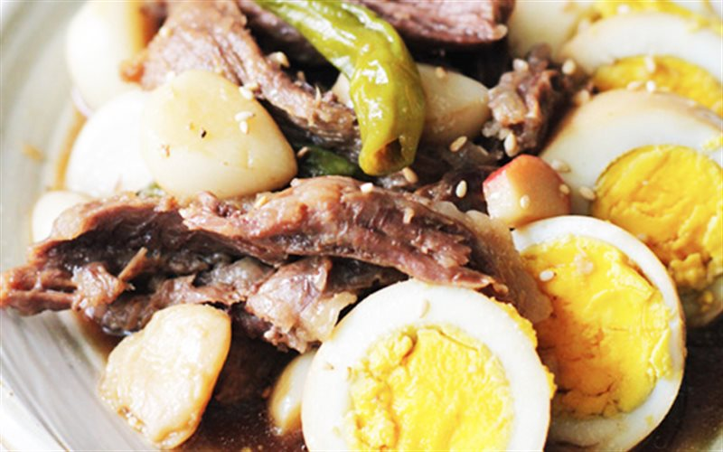 Cách Làm Thịt Bò Kho Trứng Lạ Mà Quen, Rất Ngon