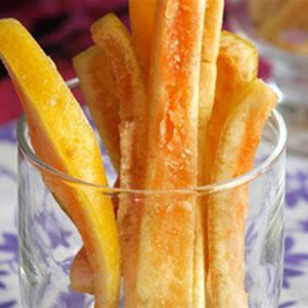Món ngon với trái bưởi