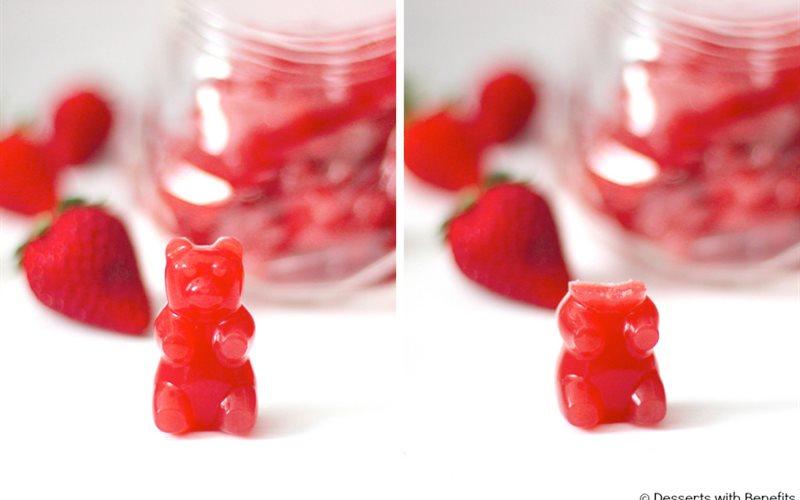 Cách Làm Kẹo Dẻo Hình Gấu An Toàn Cho Bé Yêu Ở Nhà