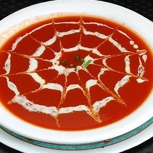 Súp cà chua đỏ