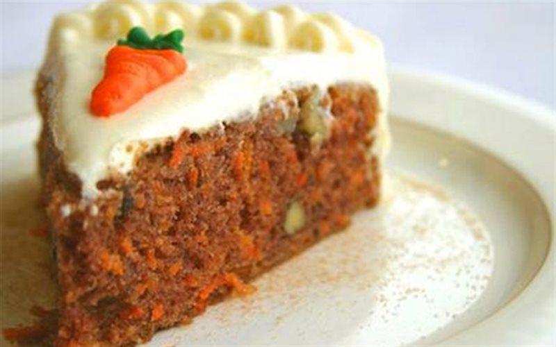 Cách Làm Bánh Bông Lan Cà Rốt | Lạ Miệng Thơm Ngon
